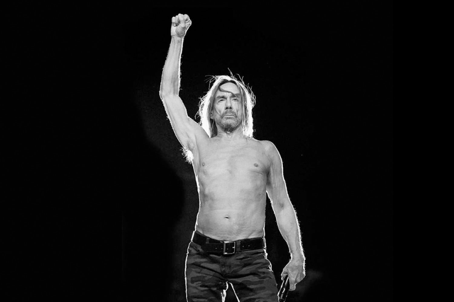 Iggy Pop lança James Bond