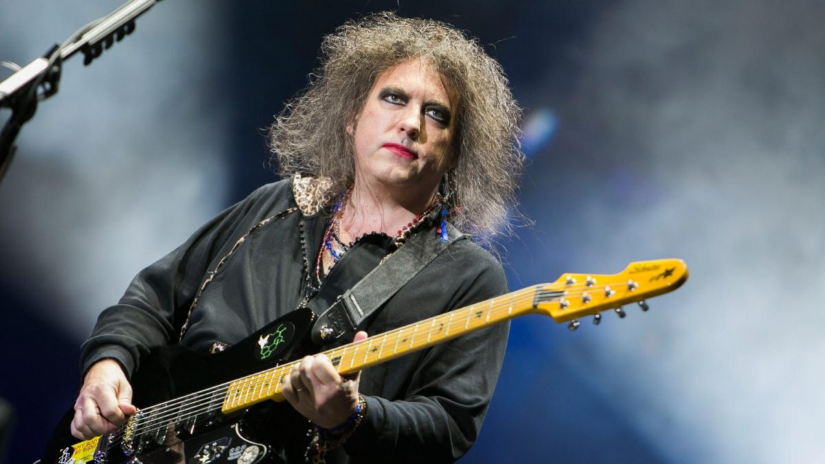 The Cure vai lança box exclusivo