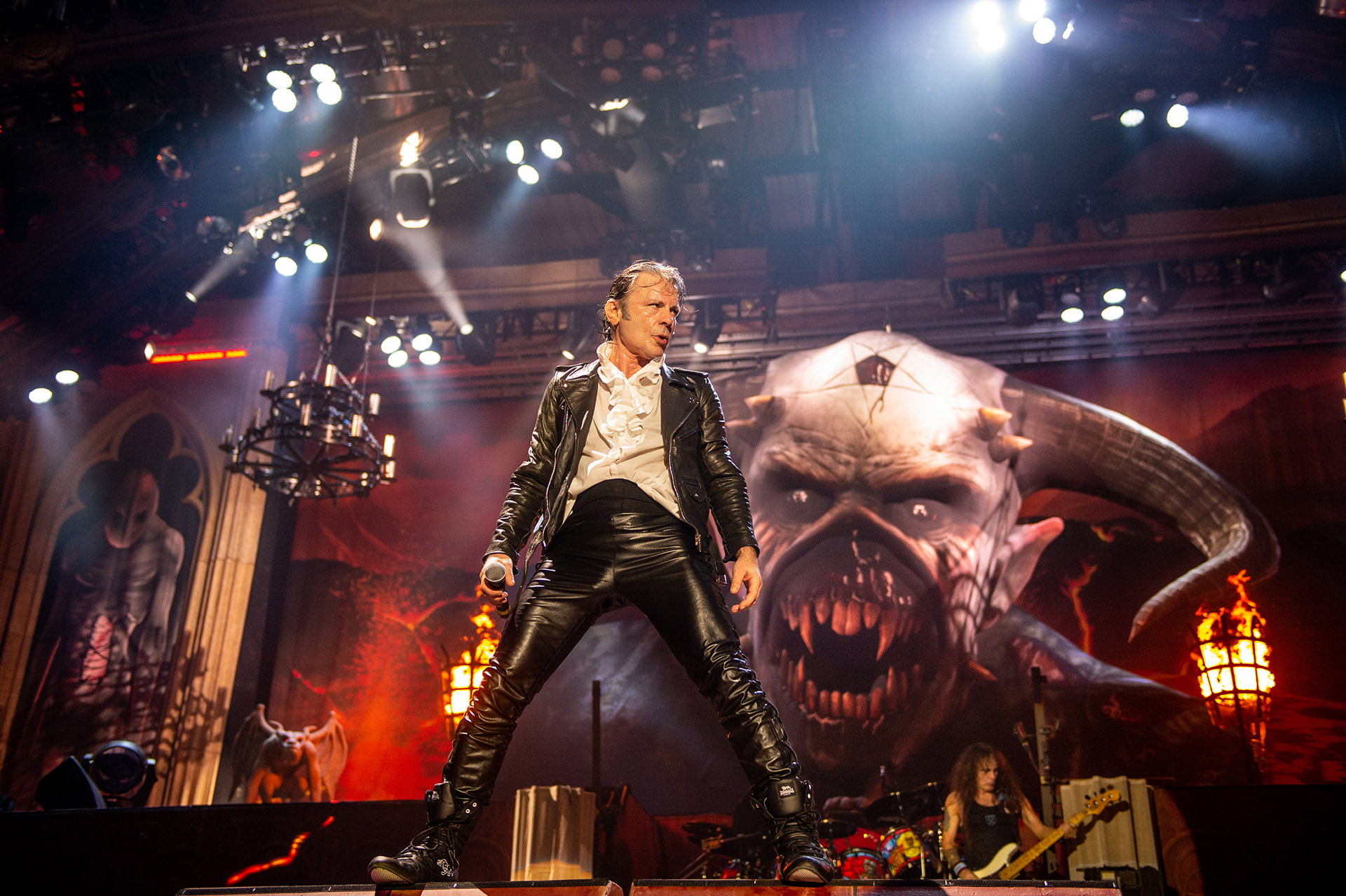 Iron Maiden terá show do Rock in Rio transmitido online