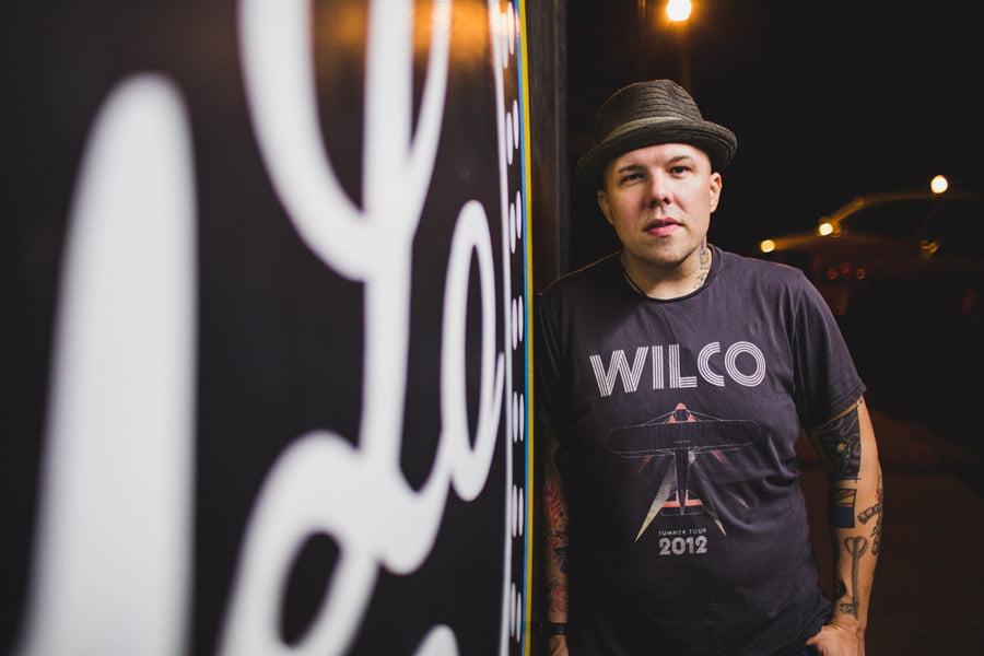 Kris Roe, vocalista do The Ataris, participará do Juntos Pela Vila Gilda.