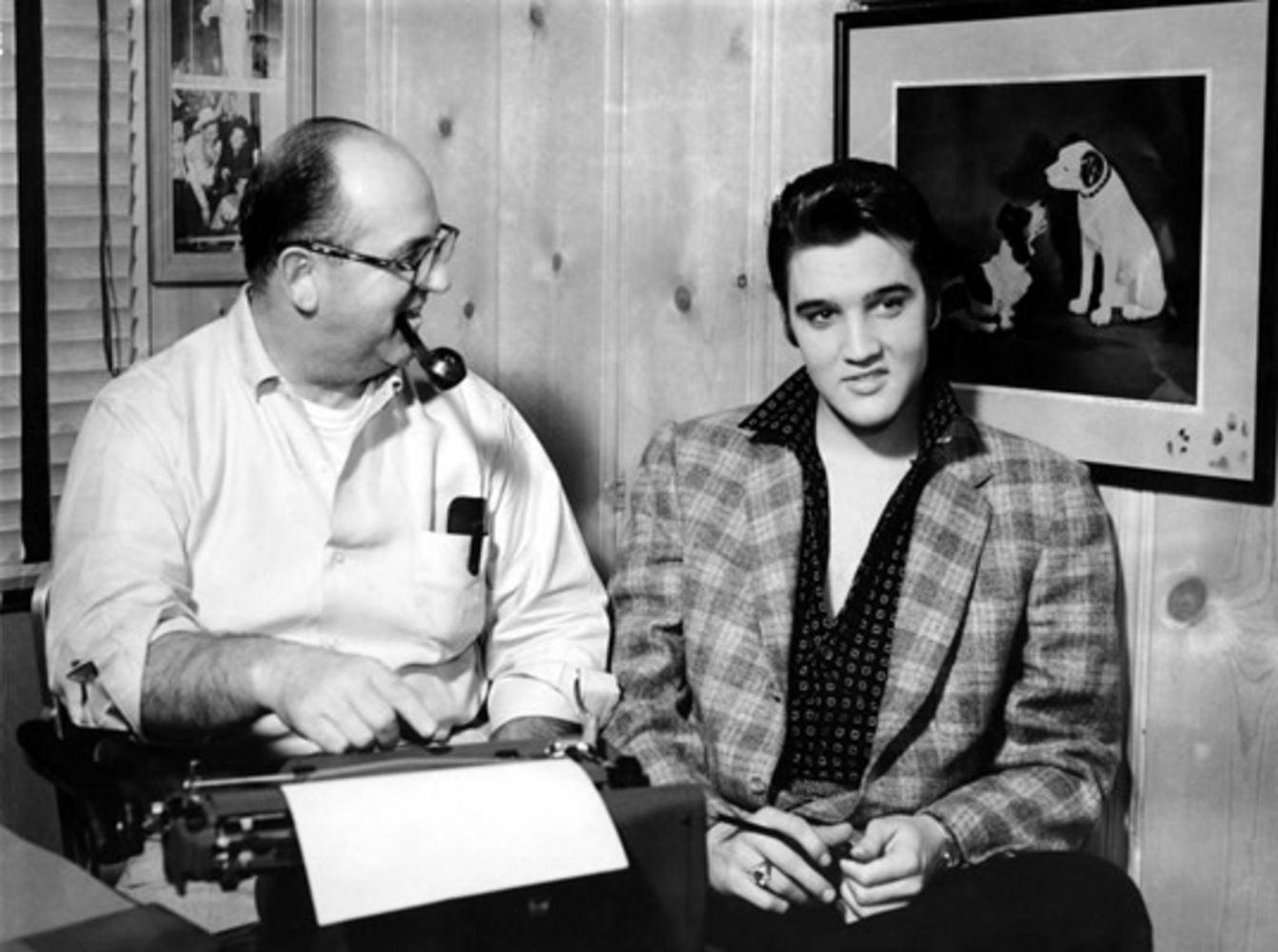 Cinebiografia de Elvis e Coronel Tom Parker terá início