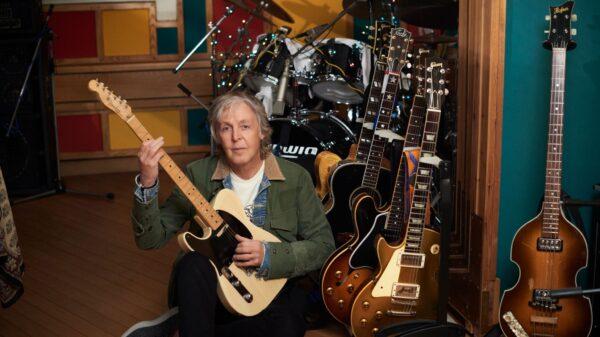 Paul McCartney fecha trilogia iniciada em 1970 - Blog n' Roll