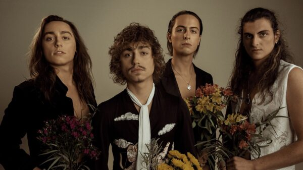 "Greta Van Fleet lança single animador; Ouça ""Heat Above"" - Blog n' Roll"
