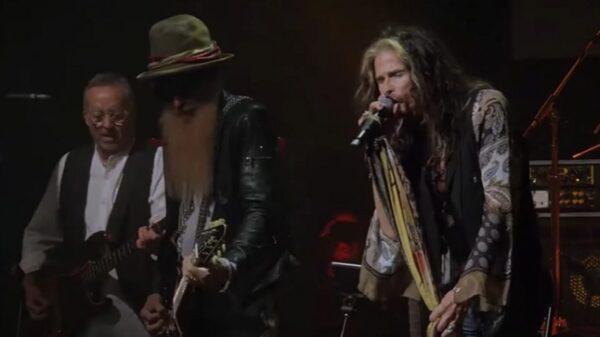 """Mick Fleetwood junta-se a Steven Tyler e Billy Gibbons em """"Rattlesnake Shake"""" - Blog n' Roll"""