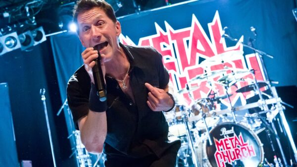 Mike Howe, vocalista do Metal Church, morre aos 55 anos - Blog n' Roll